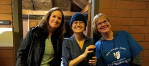 three female instructors